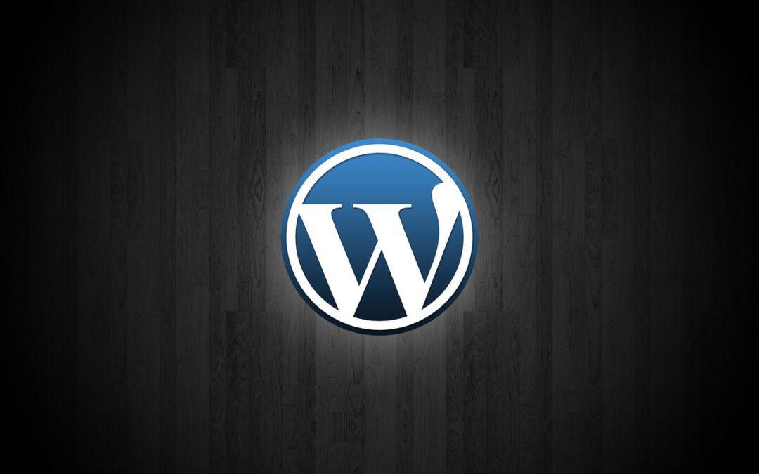 Dépannage WordPress